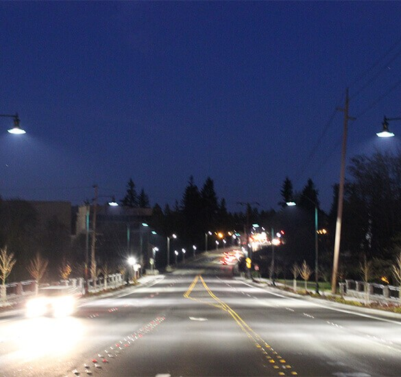 City of Tumwater Street Lighting Project