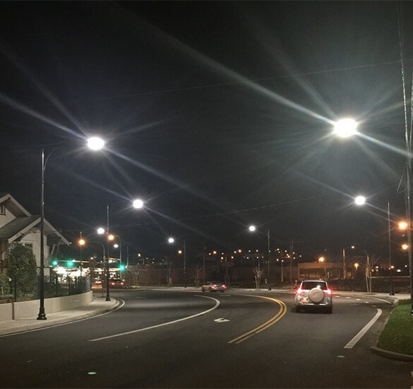 City of Longview Street Lighting