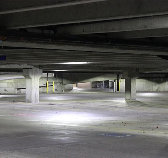 DOH Parking Lot & Garage