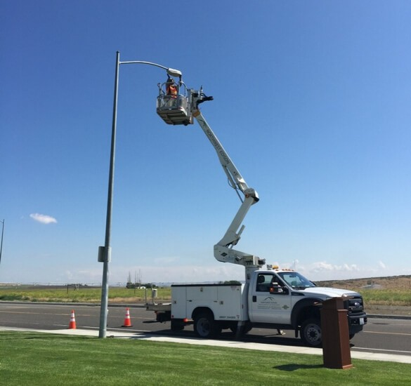 City of West Richland Lighting Project