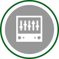 Lighting Controls Icon