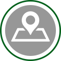 GIS Mapping Icon